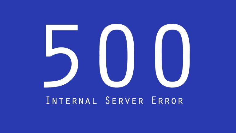Http Error 500 Nedir, Nasıl Düzeltilir?