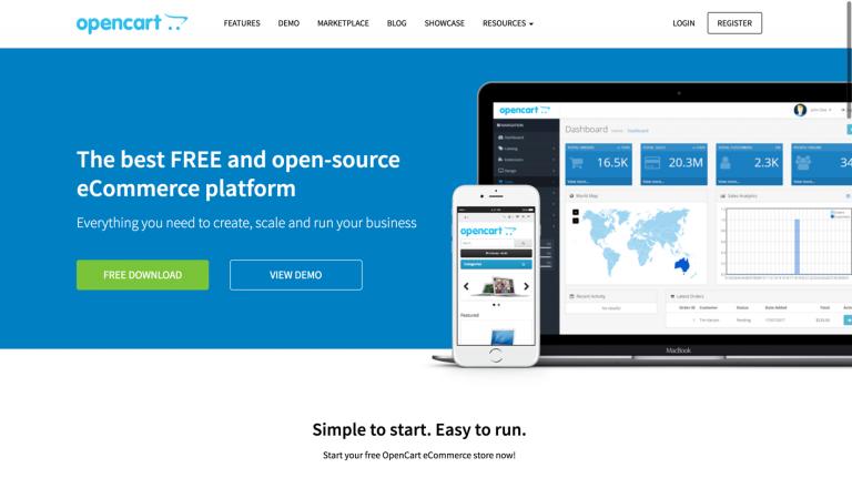 Bir E-Ticaret Yazılımı OlarakE-Ticarette Opencart Ve Kullanımı