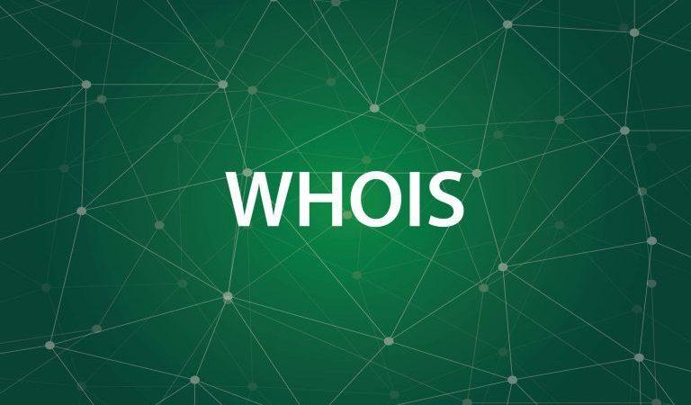 Alan Adı (Domain) Whois Bilgisi Nedir?